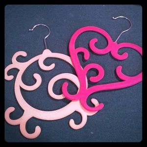 Other - 2 CUTE JEWELRY/SCARF HANGERS